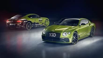 Bentley выпустит 15 эксклюзивных купе Continental GT: как будут выглядеть