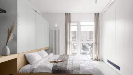 Як зробити маленьку квартиру світлою і затишною – приклад київського проєкту: фото