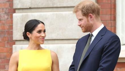 Меган Маркл і принц Гаррі розпочинають кар'єру в Голлівуді: подружжя підписало угоду з Netflix