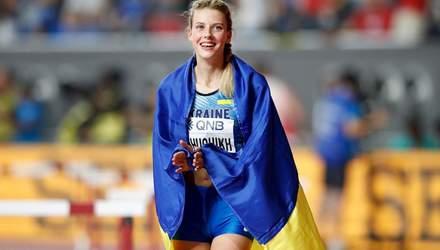 Магучих претендует на звание лучшей легкоатлетки Европы