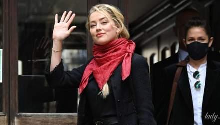 Эмбер Хёрд подала встречный иск против Джонни Деппа: теперь она требует 100 миллионов долларов