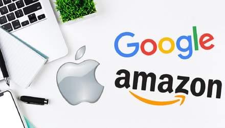 Google, Apple и Amazon полностью переложили новый цифровой налог в Европе на клиентов