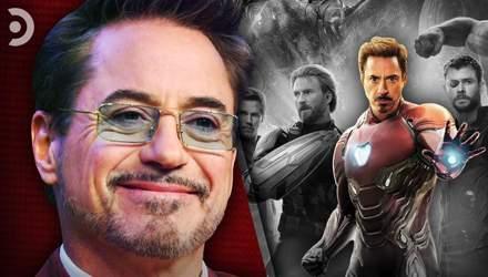 Роберт Дауні-молодший заявив, що більше не зніматиметься у фільмах Marvel