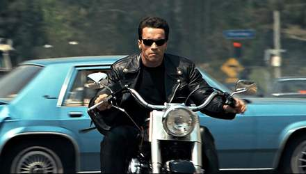 Термінатор і Примарний вершник: культові фільми, в яких герої їздять на Harley-Davidson