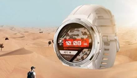Honor выпустил свои первые защищенные смарт-часы