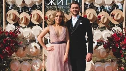 Олена Шоптенко та Дмитро Дікусар пригадали своє весілля: Було дуже круто