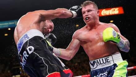 30 лучших ударов сильнейшего боксера мира Сауля Альвареса: видео