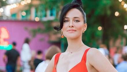Даша Астафьева снялась в украинском комедийном сериале: первые фото