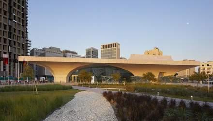 У вигляді корабля: в Катарі показали дизайн перших станцій надсучасного метро – фото