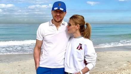 Я запропонувала йому одружитися: Ольга Фреймут розповіла, що сама зробила пропозицію чоловікові