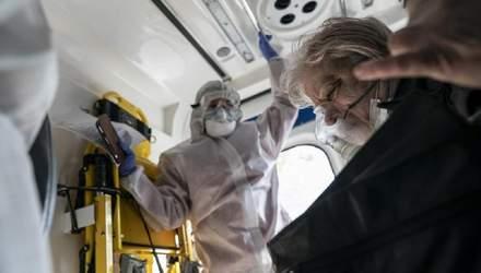 Як старіння робить нас вразливими до коронавірусу та інших вірусів