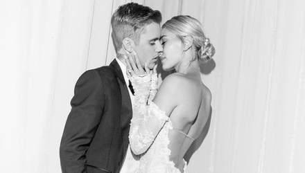 Бумажная свадьба: как Джастин и Хейли Бибер праздновали годовщину – фото