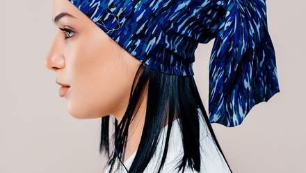 Українка придумала альтернативу перуки для онкохворих: фото та відео виробу
