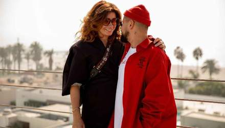 Только любовь: Монатик поделился романтической фотографией с женой