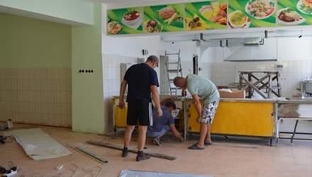 Школы получили деньги на ремонт столовых: известны суммы