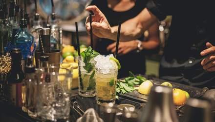 Міцні коктейлі для веселої п'ятниці: спробуй себе в ролі барMENa
