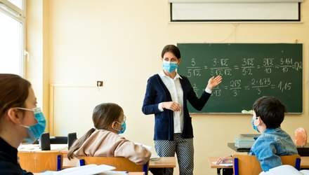 Рада приняла постановление о выделении средств на доплаты учителям и школам на защиту от COVID-1