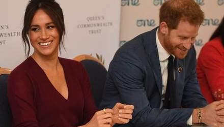 Стало відомо, скільки отримує принц Гаррі та Меган Маркл за публічний виступ
