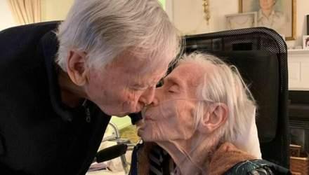 Пара прожила 67 лет в браке после случайного свидания вслепую: невероятная история любви