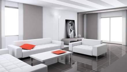 Як оформити квартиру у стилі мінімалізм: поради та фото