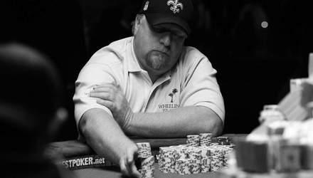 Ще одна втрата для покерної спільноти: помер Дарвін Мун