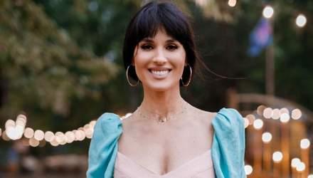 """У блискучій сукні: Маша Єфросиніна вразила бездоганним образом на """"Танцях з зірками"""" – фото"""
