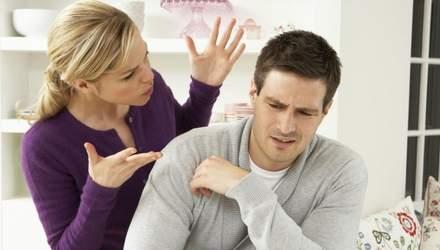 7 фраз, які легко можуть спровокувати сварку в парі