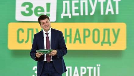 """Кому """"слуги народу"""" відписують владу в Києві перед виборами – Є питання"""