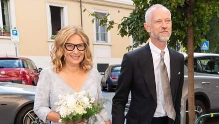 Вдова Лучано Паваротти вышла замуж после 9-месячного романа: свадебные фото