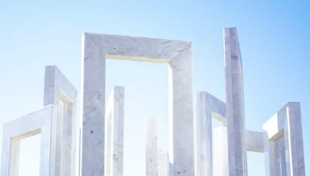 Фасад из отходов: в Индии работает фабрика с мраморным покрытием – фото