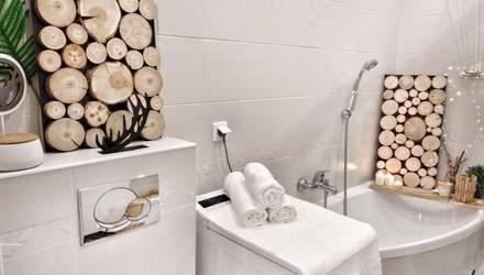 Ванна у скандинавському стилі: секрети та нюанси