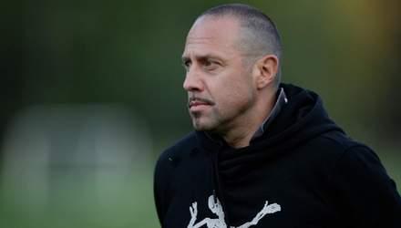 """Йовічевіч провів перше тренування в """"Дніпрі-1"""" і назвав цілі на сезон"""