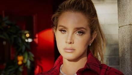 У трендовому вбранні Gucci: Лана Дель Рей знялась в новій фотосесії вперше за довгий час