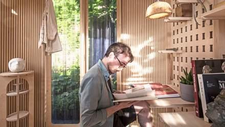 Кокон для роботи вдома під час пандемії: як виглядає крихітний офіс, необхідний кожному – фото