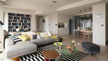 Модні фішки в інтер'єрі квартири: фото