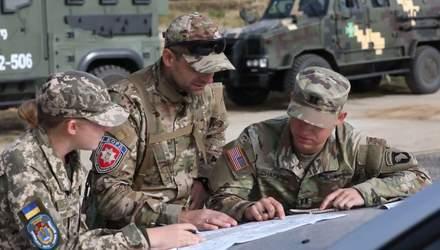 Бои и неподдельные эмоции: как украинские военные тренировались вместе с коллегами из НАТО