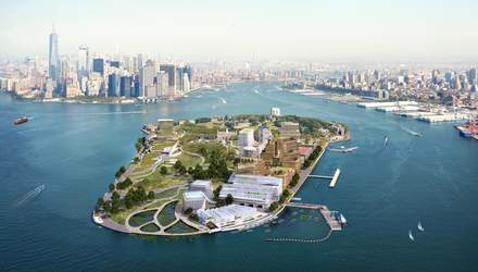 Реконструкція Говернорсу: біля Нью-Йорка можуть перебудувати острів через зміни клімату – фото