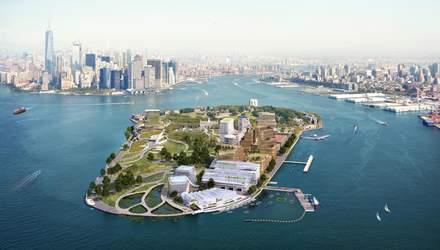 Реконструкция Говернорс: у Нью-Йорка могут перестроить остров из-за изменений климата – фото