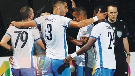 Єдиний гол українця Вакуленка на 111 хвилині приніс перемогу його команді в Лізі Європи: відео