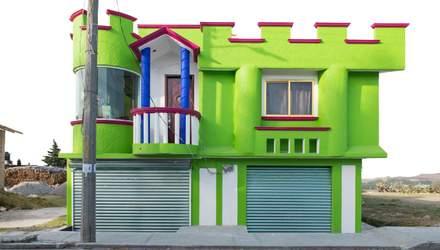 Вільна архітектура: дивні надбудови та стихійні перепланування будинків з Мексики – фото