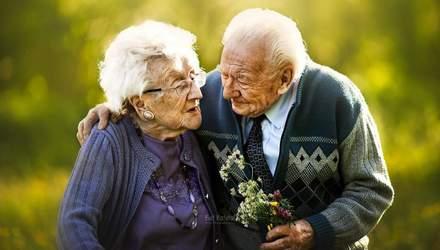 Супружеская пара отпраздновала 68 годовщину брака: невероятные фото