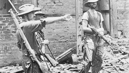 Бірманська кампанія: історія вражаючого протистояння британських та японських військ