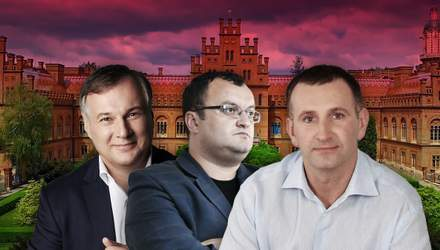 Хто балотується в мери Чернівців: список кандидатів