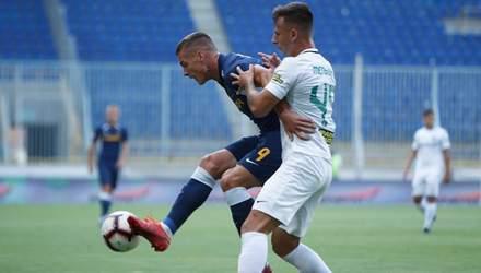 Дніпро-1 – Ворскла: онлайн-трансляція матчу УПЛ