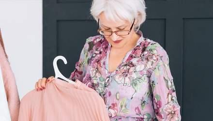Девушка почтила память бабушки, осовременив ее наряд: видео