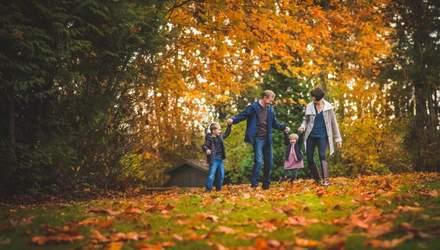 Осенние фотосессии для семьи: замечательные идеи для съемки