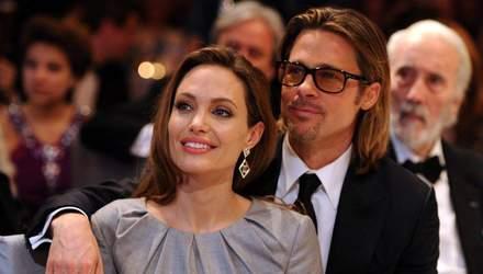 Джолі заборонила Бреду Пітту бачитись з дітьми після відпустки з новою коханою: причина