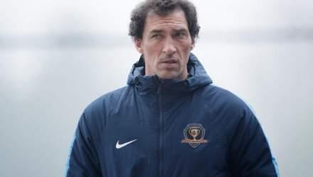 """Екстренер """"Дніпра-1"""" Михайленко очолив клуб на курортному острові"""