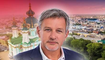 Что обещает Андрей Пальчевский: программа кандидата в мэры Киева 2020