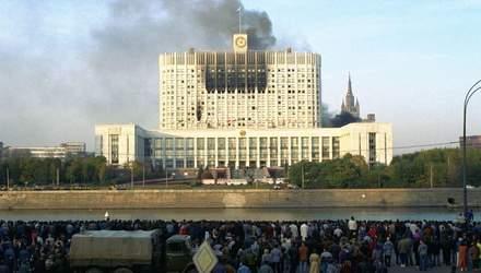Нащадки жовтня: як Кремль двічі переміг своїх противників